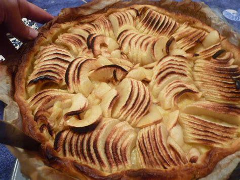 spécialité normande cuisine la tarte normande