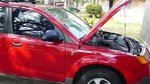Saturn Vue A  C Blower Resistor Location And Removal