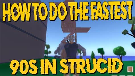 fastest   strucid youtube