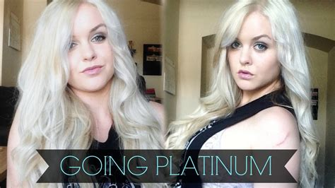Platinum Blonde⎜my Wella Color Charm T14 Toner Results