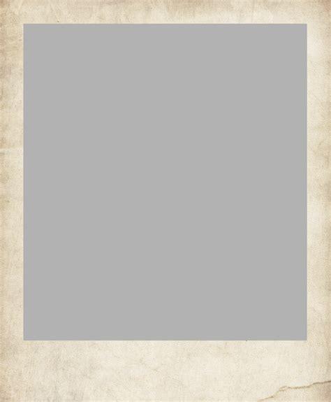 polaroid template vintage polaroid