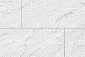 White Stone Floor Tile Seamless Background And Texture ...