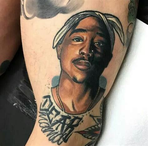 Best 25+ 2pac Tattoos Ideas On Pinterest  Tupac Tattoo