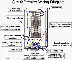 Generator Breaker Wiring Diagram
