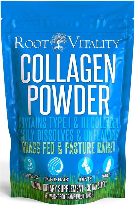 Amazon.com: Collagen Peptides Powder (16 oz | 454 Grams