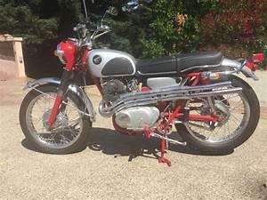 1964 Honda 250 Scrambler