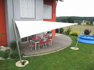 sonnensegel trapez 2 rechte winkel online With französischer balkon mit sonnenschirm wasserdicht rechteck