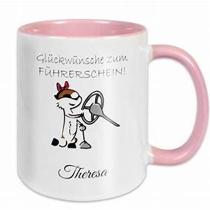 Geschenk Zum Führerschein : tasse als geschenk zum f hrerschein geschenkplanet ~ Jslefanu.com Haus und Dekorationen