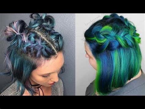 Peinados Tumblr Fáciles de hacer para Cabello Corto Easy