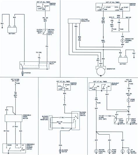 Chevrolet Camaro Wirng Diagram Auto Wiring Diagrams