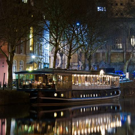 Party Boat Hire Bristol by Glassboat Brasserie Bristol Christmas Party Venues