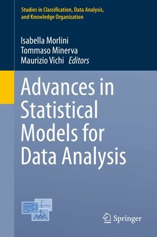 advances  statistical models  data analysis