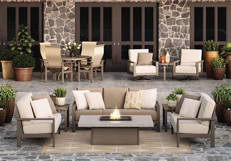 Seating Patio Furniture by Aluminum Seating Tropicraft Patio Furniture