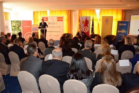 chambre de commerce espagnole en lancement de la chambre tuniso espagnole du commerce et de