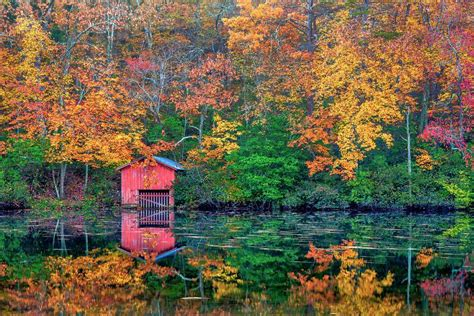 A State-by-State Guide to Fall Colors