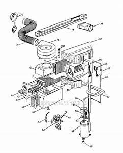 Delonghi Pac250u Parts List And Diagram