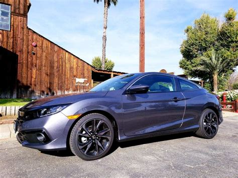 2019 Honda Civic Coupe by 2019 Honda Civic Coupe Test Drive Review Idsc148