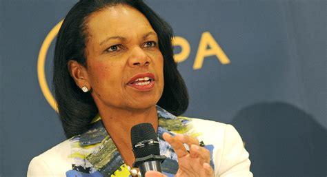 condoleezza rice  donald trump  politico