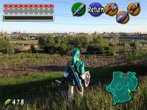 The Legend Of Zelda Real Life By Mariouch On Deviantart