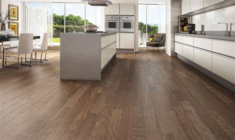 hardwood floors in spanish 6 1 2 quot hickory engineered flooring hickory floors