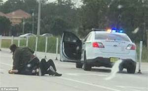 Pictured: Driver attacks deputy sheriff in the middle of ...