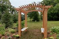 building an arbor How to Build a Wood Arbor for Garden or Yard • DIY Projects & Videos