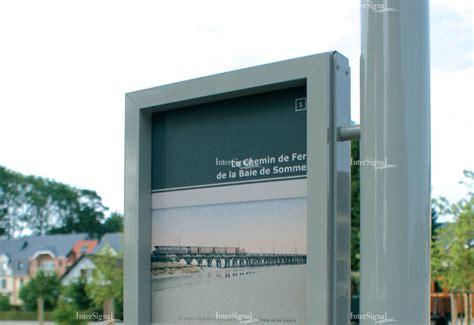 mat駻iel du bureau intersignal signalétique produits et techniques pour la signalétique touristique