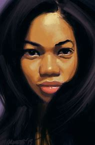 Beauty Black African American Art