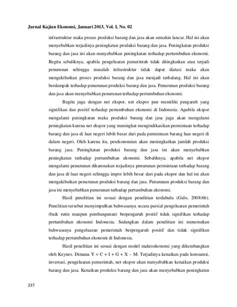 Analisis pertumbuhan ekonomi, investasi, inflasi di indonesia