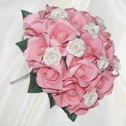 pink wedding flowers buy pink wedding flowers posy bouquet origami wedding bouquet
