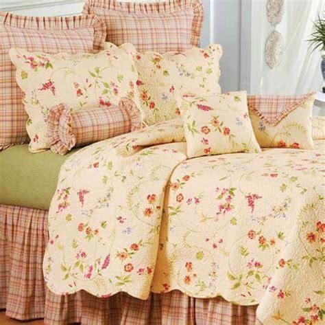 Priscilla Quilt & Bedding by C&F Enterprises