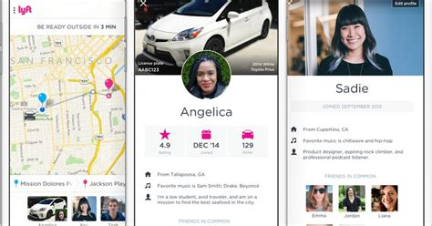 Lyft Adds Profiles To Make Ride Sharing More Personalized