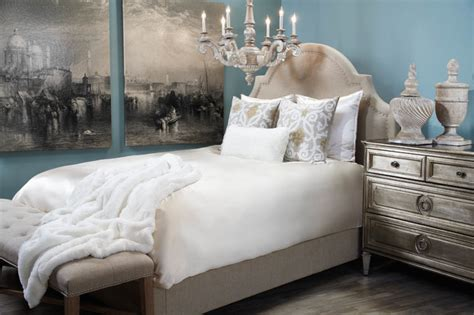 Z Gallerie Palais Dresser by Regal Retreat Contemporary Bedroom Other Metro By