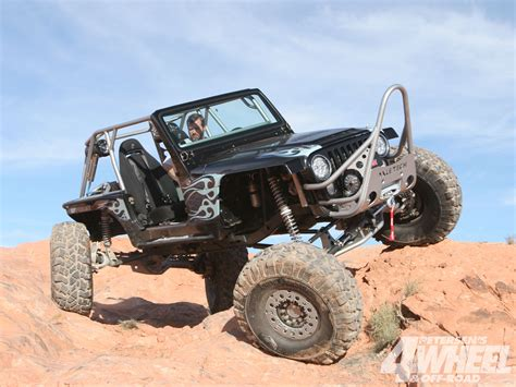 jeep jk rock crawler tricks to boost the w5a580 transmission in your rock