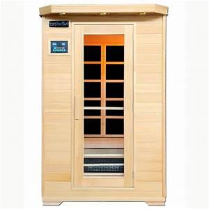 Sauna Für 2 Personen : infrarotkabine oslo mit fl chenstrahlern und hemlockholz shop ~ Orissabook.com Haus und Dekorationen