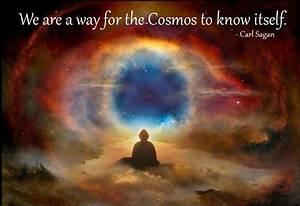 Pamela Leigh Richards » Carl Sagan Quote Cosmos Eye