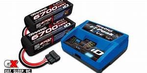 Traxxas Battery    Charger Completer Packs