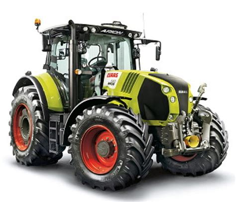 WIP project claas arion 650 - 630 CEBIS | modhoster.com