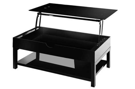 table basse avec plateau relevable table basse pas cher