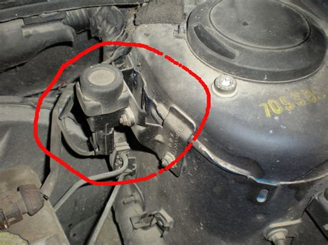 peugeot 407 1 8 sw where is the fuel cut button located
