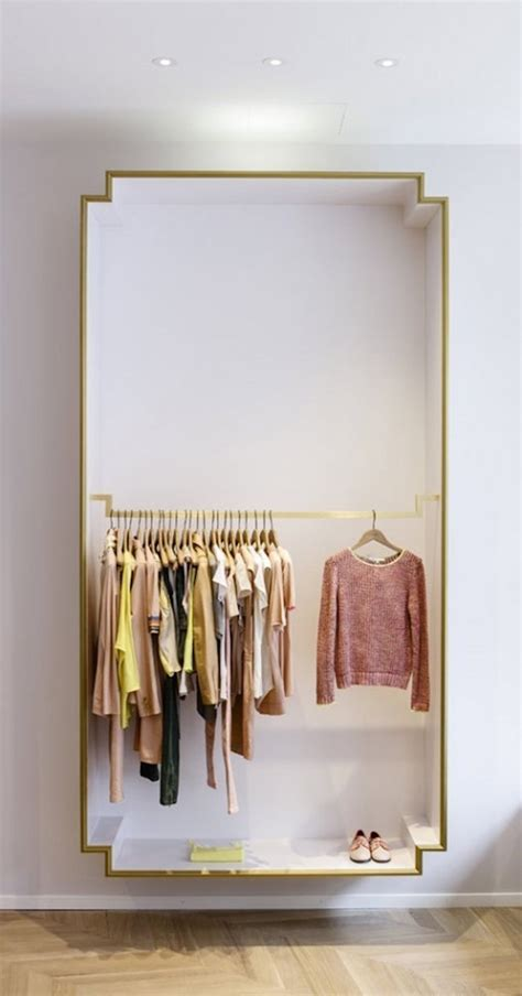 18 open concept closet spaces for storing and displaying