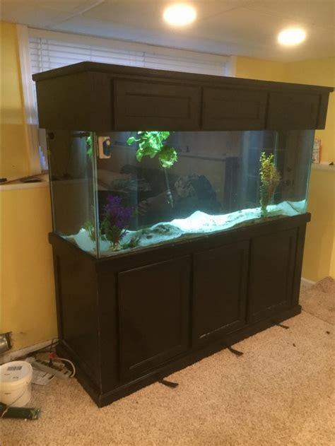 210 Gallon Glass Aquarium For Sale Reef2reef Saltwater