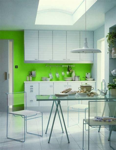 lime green kitchen walls cocinas verdes modernas 35 fotos e ideas de diferentes 7109