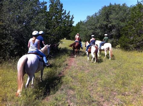 riding horseback texas country hill places horse tx