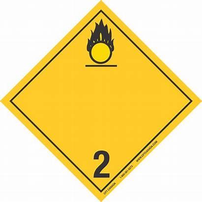Class Canada Gaz Classe Oxidizing Tmd Tdg