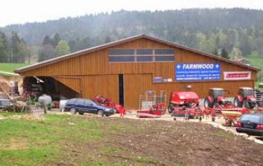 Stabulation  Scheidegger&duo Garage Marc Et Thomas Farmwood