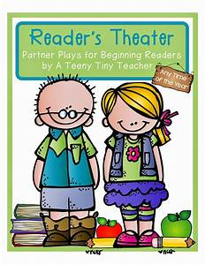 Reader's Theater Freebie! - A Teeny Tiny Teacher