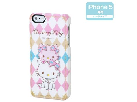 hello kitty iphone 5 hello kitty charmmy kitty iphone 5 cover type sanrio japan in a box