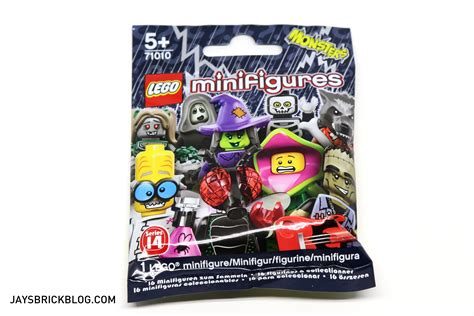 lego blind bags review lego minifigures series 14 monsters