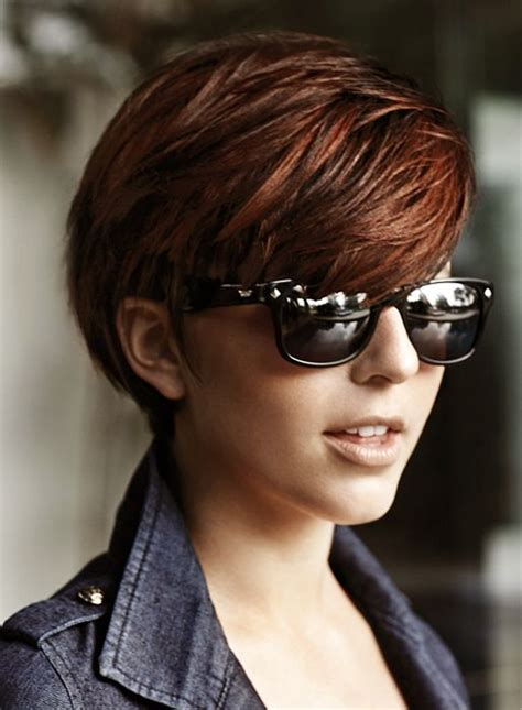Boys Cut Hairstyle for Girls 2011 - SheClick.com